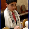 Middle Schooler Has Bar Mitzvah, Jewish Themed